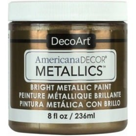 Pintura Bright Metallic Bronce Antiguo ADMTL-08