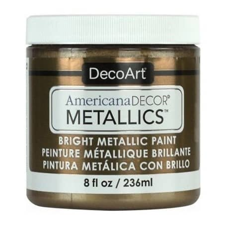 Pintura Bright Metallic Bronce Antiguo ADMTL-08
