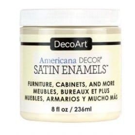 Americana Decor Satin Enamels Soft Linen 236 ml