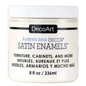 Americana Decor Satin Enamels Blanco Cálido 236 ml