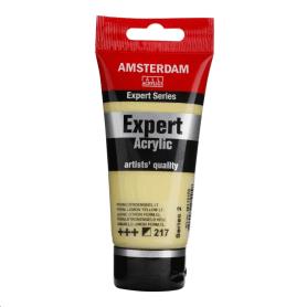 Acrílico Amsterdam Expert Series 217 75 ml Amarillo limón permanente claro