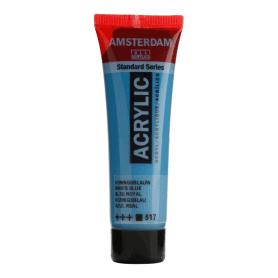 Acrílico Amsterdam 517 20 ml Azul real