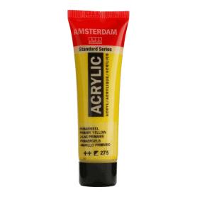 Acrílico Amsterdam 275 20 ml Amarillo primario