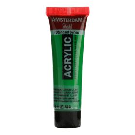 Acrílico Amsterdam 618 20 ml Verde permanente claro