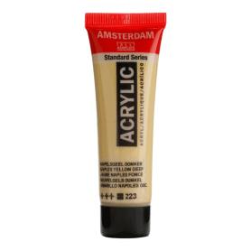 Acrílico Amsterdam 223 20 ml Amarillo Nápoles oscuro