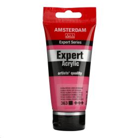 Acrílico Amsterdam Expert Series 363 75 ml Rosa quinacridona oscuro opaco