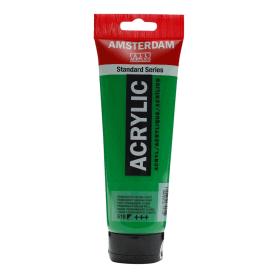 Acrílico Amsterdam 618 250 ml Verde Permanente Claro