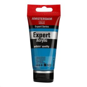 Acrílico Amsterdam Expert Series 522 75 ml Azul turquesa