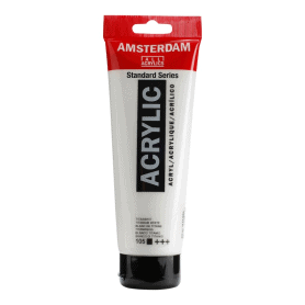 Acrílico Amsterdam 105 250 ml Blanco Titanio