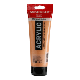 Acrílico Amsterdam 224 250 ml Amarillo Nápoles Rojo