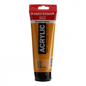 Acrílico Amsterdam 231 250 ml Ocre Oro