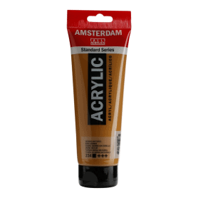 Acrílico Amsterdam 234 250 ml Siena Natural