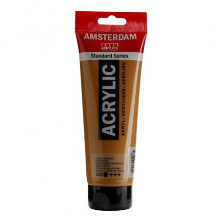 Acrílico Amsterdam 234 250 ml Siena Natural