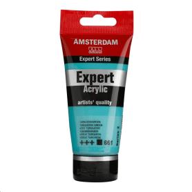 Acrílico Amsterdam Expert Series 661 75 ml Verde turquesa