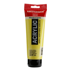 Acrílico Amsterdam 267 250 ml Amarillo Azo Limón