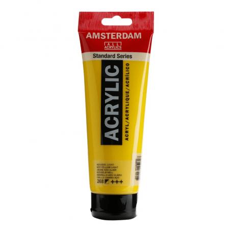Acrílico Amsterdam 268 250 ml Amarillo Azo Claro