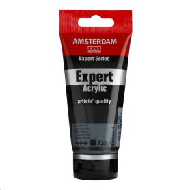 Acrílico Amsterdam Expert Series 735 75 ml Negro óxido