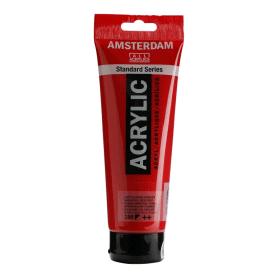 Acrílico Amsterdam 399 250 ml Rojo Naftol Oscuro