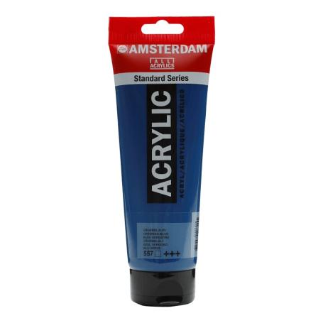 Acrílico Amsterdam 557 250 ml Azul Verdoso