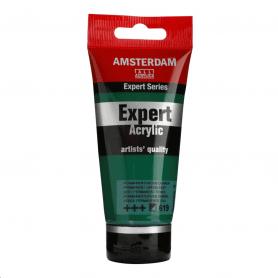 Acrílico Amsterdam Expert Series 619 75 ml Verde permanente oscuro