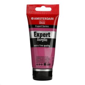 Acrílico Amsterdam Expert Series 590 75 ml Violeta rojo permanente opaco