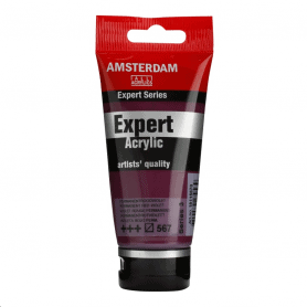 Acrílico Amsterdam Expert Series 567 75 ml Violeta rojo permanente