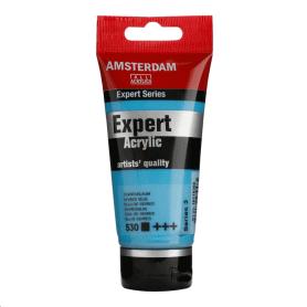 Acrílico Amsterdam Expert Series 530 75 ml Azul de sèvres