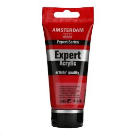 Acrílico Amsterdam Expert Series 345 75 ml Rojo pyrrole oscuro