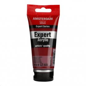 Acrílico Amsterdam Expert Series 322 75 ml Carmín oscuro