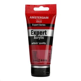 Acrílico Amsterdam Expert Series 318 75 ml Carmín