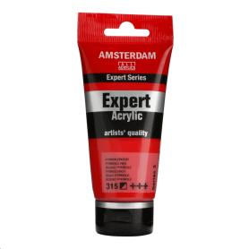 Acrílico Amsterdam Expert Series 315 75 ml Rojo pyrrole