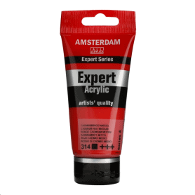 Acrílico Amsterdam Expert Series 314 75 ml Rojo cadmio medio