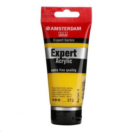 Acrílico Amsterdam Expert Series 272 75 ml Amarillo transparente medio