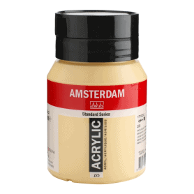 Acrílico Amsterdam 223 500 ml Amarillo Nápoles Oscuro