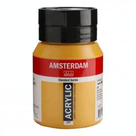 Acrílico Amsterdam 227 500 ml Ocre Amarillo
