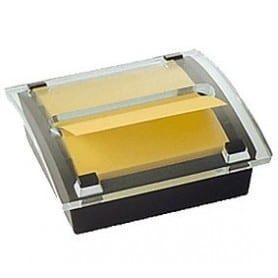 Post it dispensador Millenium Z-Notes + Block Z-Notes R330 Amarillo