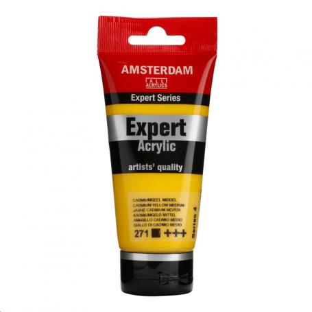 Acrílico Amsterdam Expert Series 271 75 ml Amarillo cadmio medio