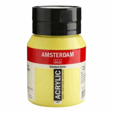 Acrílico Amsterdam 267 500 ml Amarillo Azo Limón