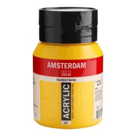 Acrílico Amsterdam 269 500 ml Amarillo Azo Medio