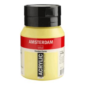 Acrílico Amsterdam 274 500 ml Amarillo Titanio Níquel