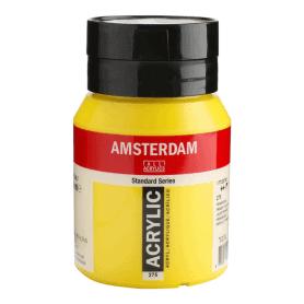 Acrílico Amsterdam 275 500 ml Amarillo Primario