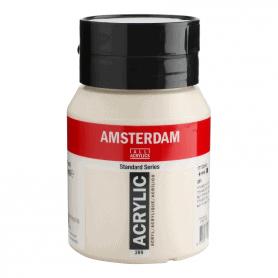 Acrílico Amsterdam 289 500 ml Buff Titanio Claro