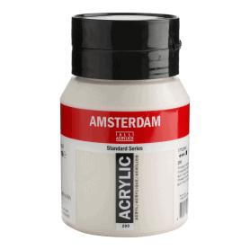 Acrílico Amsterdam 290 500 ml Buff Titanio Oscuro