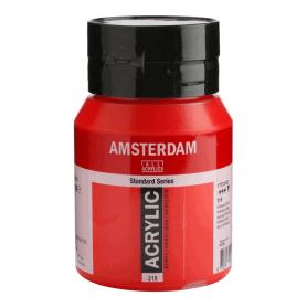 Acrílico Amsterdam 315 500 ml Rojo Pyrrole