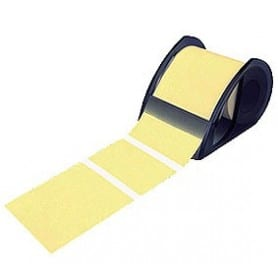 Post it notas amarillas 68 mm x 10 m