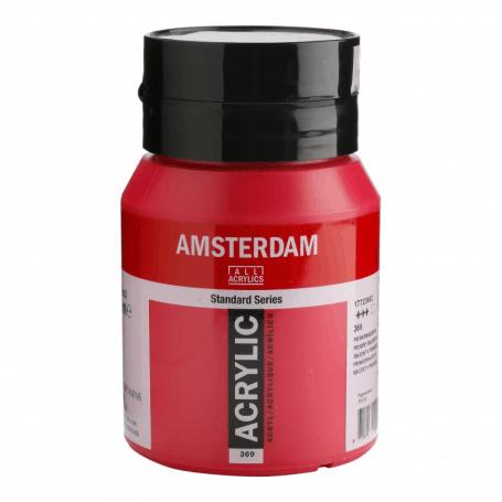 Acrílico Amsterdam 369 500 ml Magenta Primario