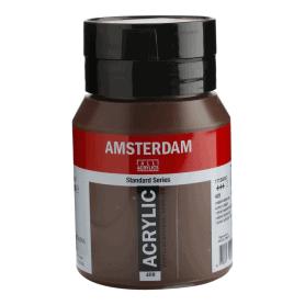 Acrílico Amsterdam 409 500 ml Sombra Tostada