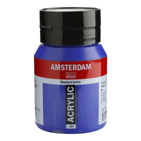 Acrílico Amsterdam 504 500 ml Azul Ultramar