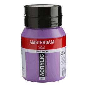 Acrílico Amsterdam 507 500 ml Azul Ultramar Violeta