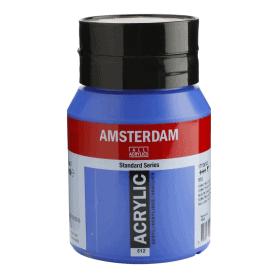 Acrílico Amsterdam 512 500 ml Azul Cobalto Ultramar